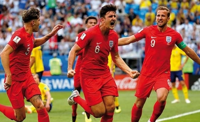 İngiltere yarı finalde