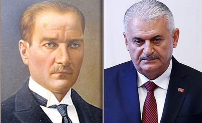 Mustafa Kemal Atatürk'ten Binali Yıldırım'a Meclis Başkanları