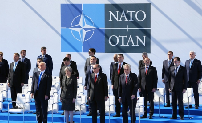 NATO Zirvesi Sonuç Bildirisi açıklandı