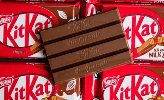 Nestle, Kit Kat'ın şekline ait telif haklarını alamadı