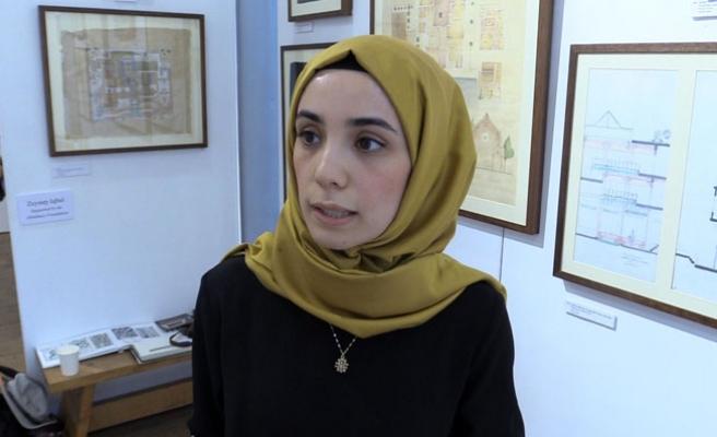 Prens Charles'tan Türk kadın mimar İkbal'e ödül
