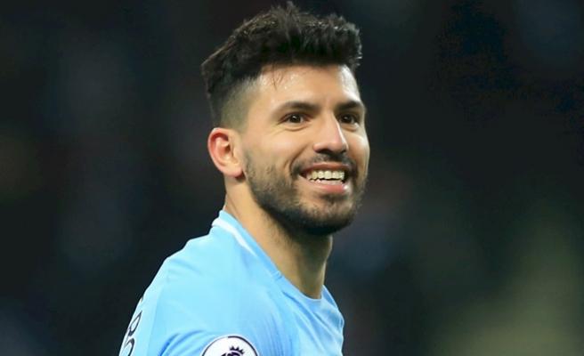 Aguero, Manchester City'nin 200 gol atan ilk futbolcu oldu
