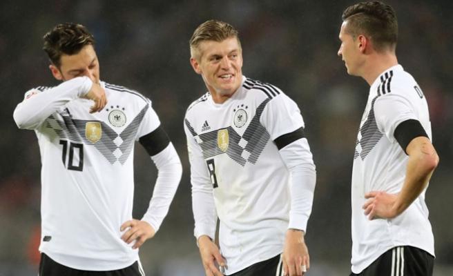 Almanya'da yılın futbolcusu belli oldu