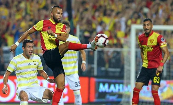 Göztepe, Fenerbahçe Galibiyetiyle Keyiflendi