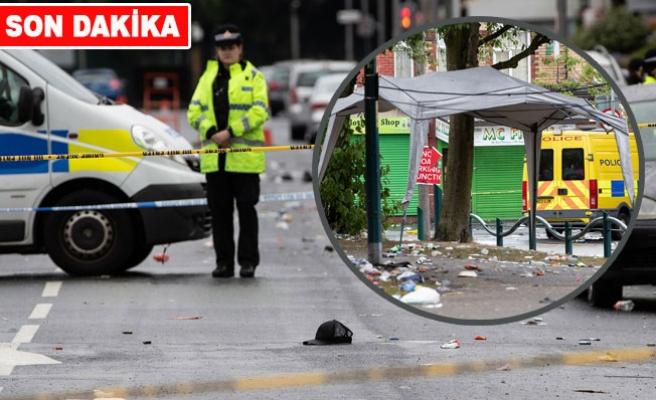 Manchester'da silahlı saldırı: Çok sayıda yaralı var!