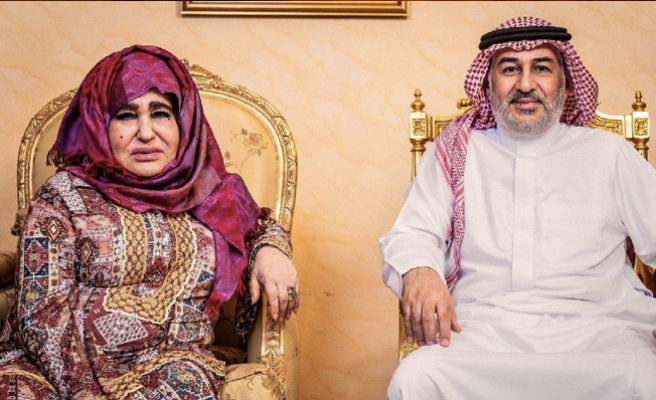 Usame Bin Ladin'in annesi ilk kez konuştu