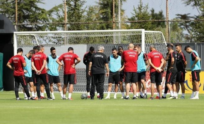 A Milli Futbol Takımı, Bosna Hersek ile Rize'de karşılaşacak
