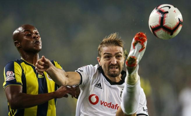 Fenerbahçe, Beşiktaş ile puanı bölüştü