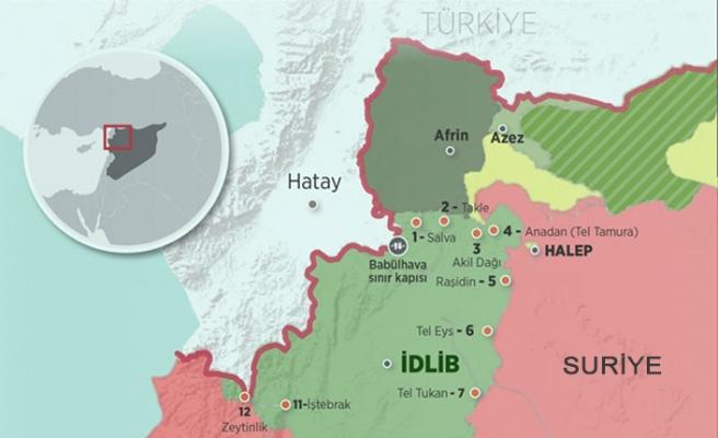 İdlib'de Neler Oluyor? 10 Soruda İdlib!