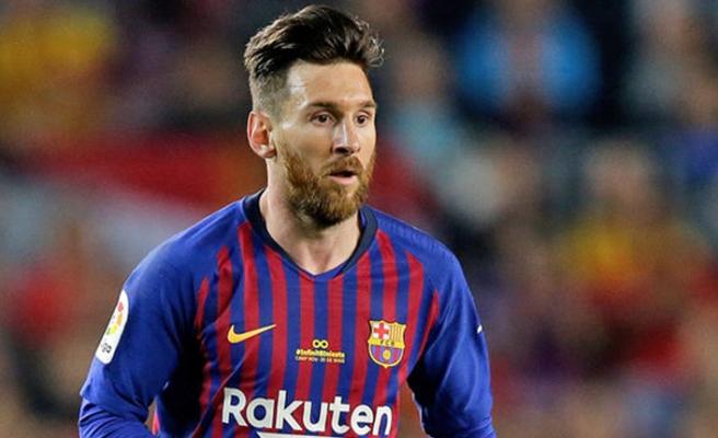 Messi'den penaltı öz eleştirisi