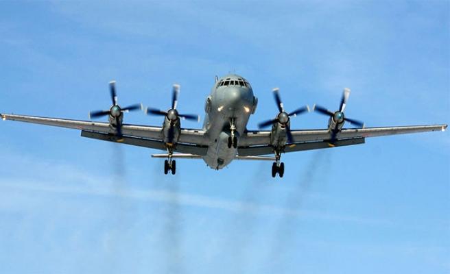 Rus Askeri uçağı Suriye tarafından düşürüldü,Rusya İsrail'i suçladı