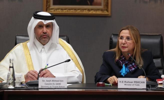 Türkiye ile Katar ticaret anlaşması imzaladı