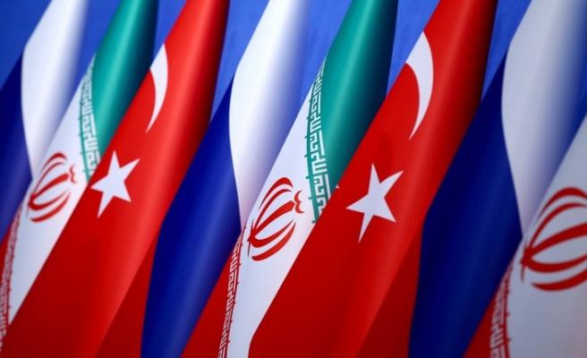 Türkiye-İran-Rusya Zirvesi'nin ortak bildirgesi yayımlandı