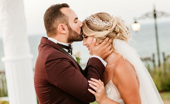 Üç Ülkeyi Kıbrıs'ta Buluşturan Düğün