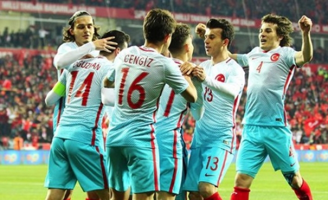 A Milli futbol takımının aday kadrosu belli oldu