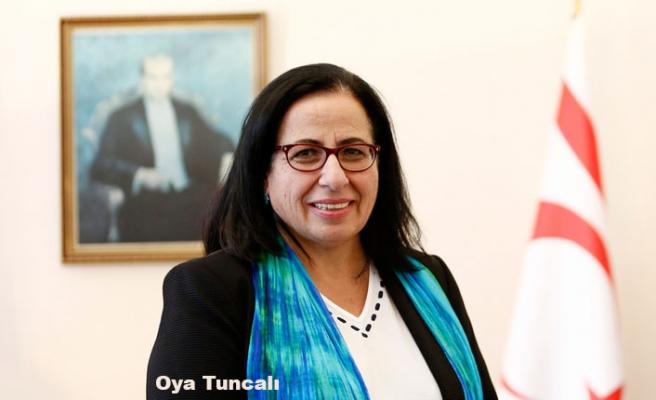 İkinci Defa Londra'ya Atanan Büyükelçi Oya Tuncalı'dan Çarpıcı Açıklamalar