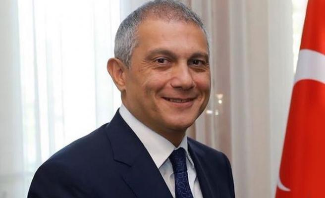 Büyükelçi Ümit Yalçın'dan İngiltere Türk Toplumuna Mesaj