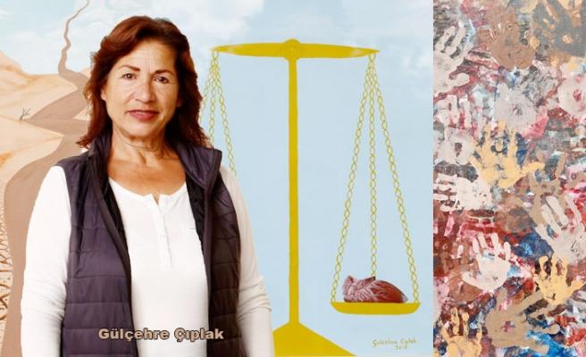 Çevreye Duyarlı Sanatçı Çıplak, Dünya Liderlerine Tuvalden Seslendi