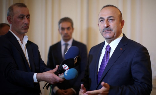 Dışişleri Bakanı Çavuşoğlu'ndan Londra'da 'Kaşıkçı' Açıklaması!