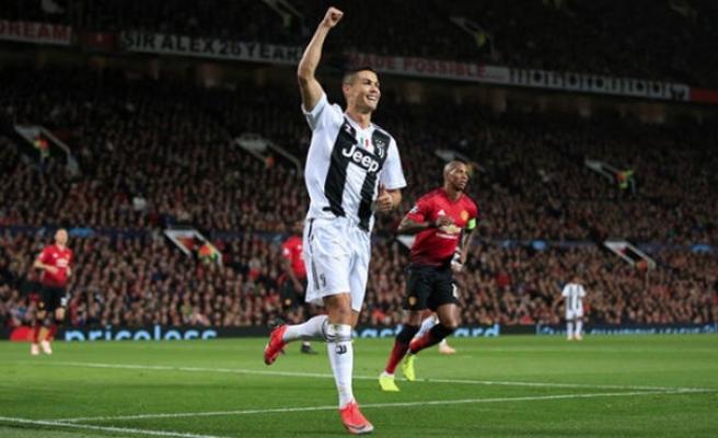 Juventus, Ronaldo ile kazandı