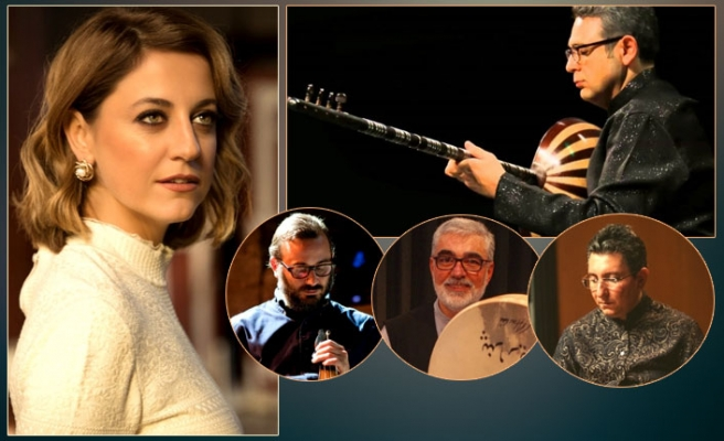 "Londra'da ""İstanbul'dan  Sesler"" Konseri"