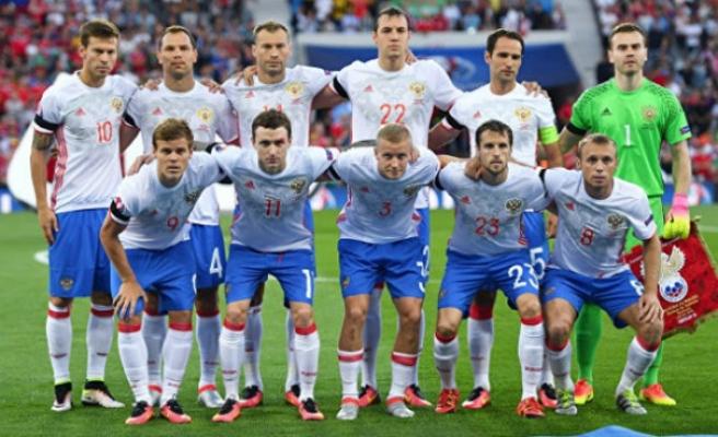 Rusya Milli Takımının Türkiye maçı aday kadrosu belli oldu
