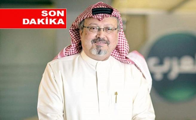 Suudi Televizyondan Cemal Kaşıkçı 'Öldürüldü' İtirafı