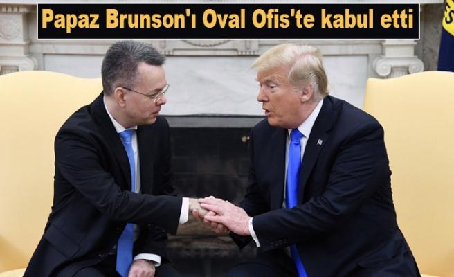 Trump'ın Türkiye Hayranlığı Yine Depreşti!