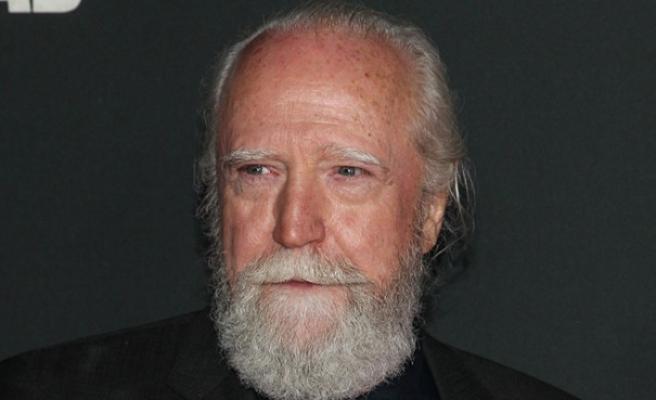 Walking Dead dizisinin oyucusu Scott Wilson hayatını kaybetti