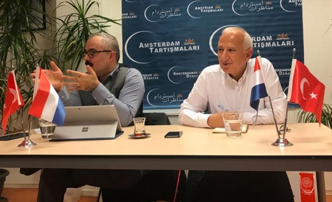 Amsterdam'da Avrupa İslam'ı tartışıldı