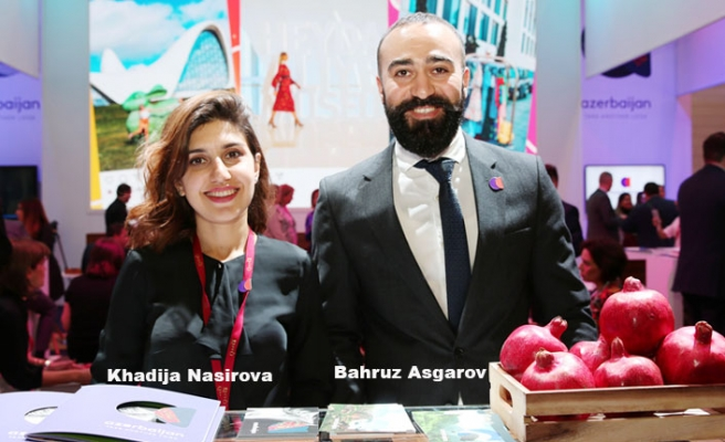 Azerbaycan Avrupalı Turistleri Bekliyor