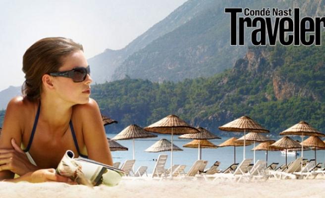Etkili gezi dergisi tatil için Türkiye sahillerini gösterdi