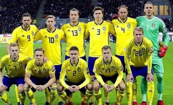 İsveç Milli Takımının Türkiye Maçı Kadrosu Belli Oldu