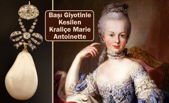 """Kraliçe'nin """"inci ve elmas"""" kolyesine rekor fiyat"""