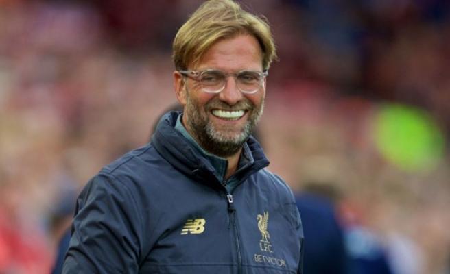 Liverpool teknik direktörü Klopp, tercüman'a övgüde bulundu