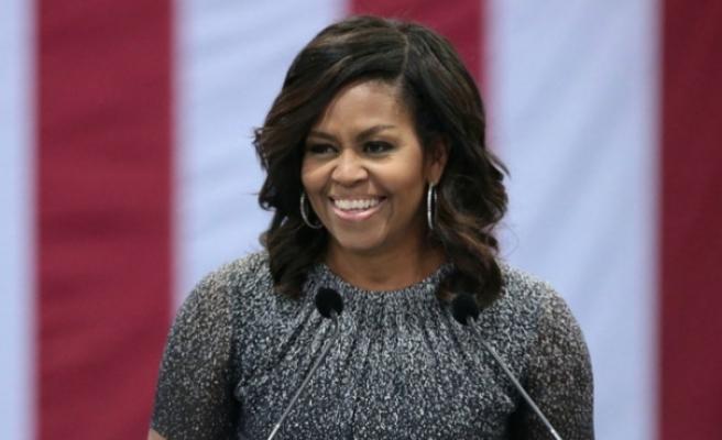 Michelle Obama'nın Londra'da yapacağı konuşmanın biletleri 30 dakikada tükendi