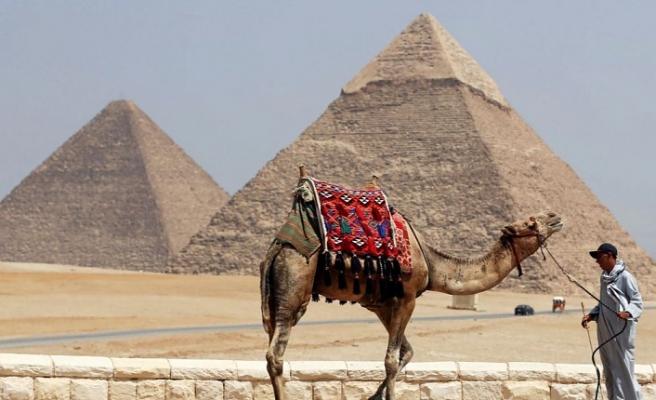 Mısır piramitlerinin sırrını çözebilecek kalıntılara ulaşıldı