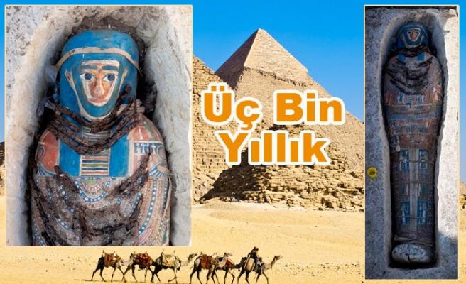 Mısır'da 8 mumya daha bulundu