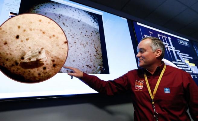 NASA'nın sismik inceleme aracı Mars'ta