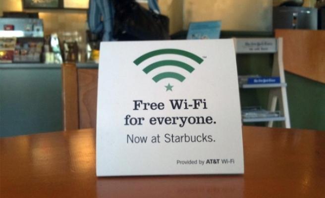 Starbucks wi-fi'dan porno izlenmesini engelleyecek