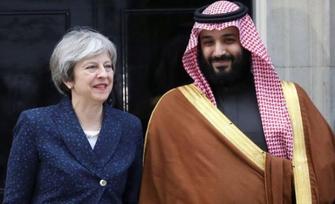 Theresa May, Suudi Veliaht Prens'e Net Mesaj Verecek