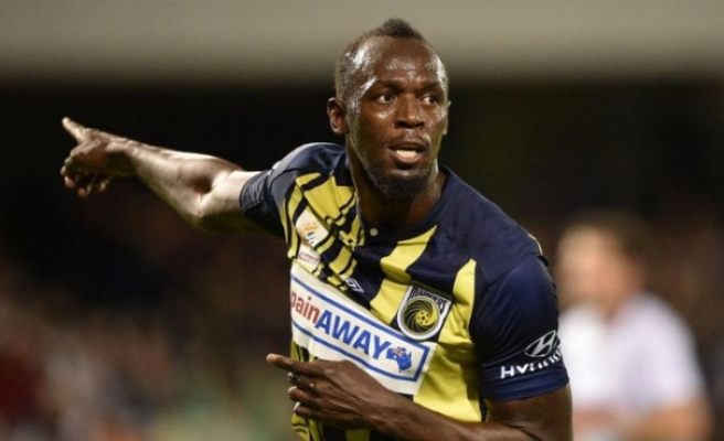 Usain Bolt Central Coast Mariners'ten ayrıldı