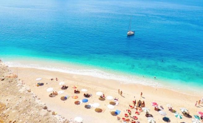 Almanya paket tur pazarının lideri Antalya