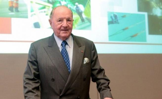 Belçika'nın en zengin iş adamı Albert Frere, yaşamını yitirdi