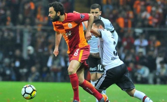 Beşiktaş, Galatasaray'ı Ağırlayacak! İlk 11'ler