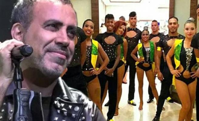 Haluk Levent'in yardım ettiği Kolombiyalı dansçılar ülkelerine döndü