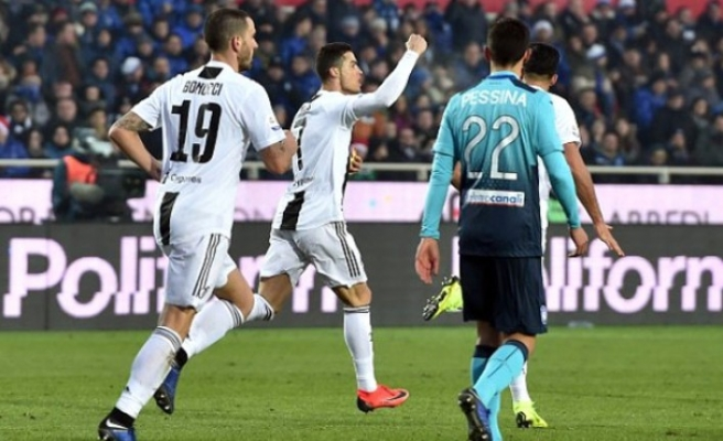 Juventus, Atalanta'ya diş geçiremedi