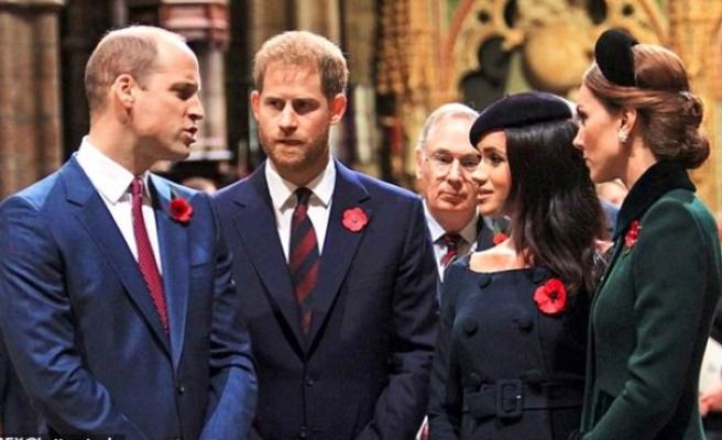Kate Middleton ve Meghan Markle kavgasını sızdıran köstebek aranıyor