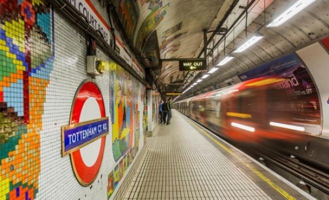 Londra metrosunda makinistlerin maaşı pilot maaşını geçti
