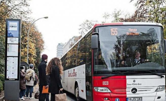 Toplu taşıma o ülkede bedava oluyor